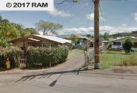 Home for sale: 2101 Mokuhau, Wailuku, HI 96793