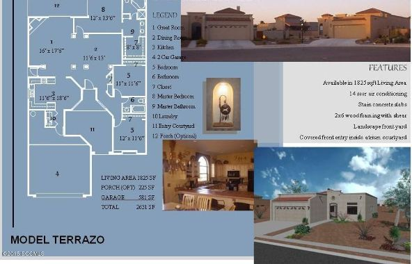 1239 Calle Reinaldo, Rio Rico, AZ 85648 Photo 1
