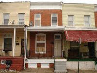 Home for sale: 2112 Clifton Ave., Baltimore, MD 21217