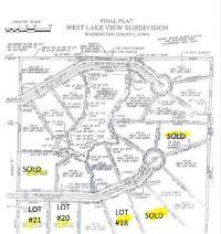 Home for sale: 2451 219th Blvd., Washington, IA 52353