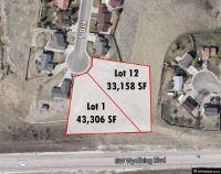 Home for sale: Lot 12 S. Oak St., Casper, WY 82601
