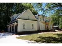 Home for sale: 5840 Hilderbrand Dr., Sandy Springs, GA 30328