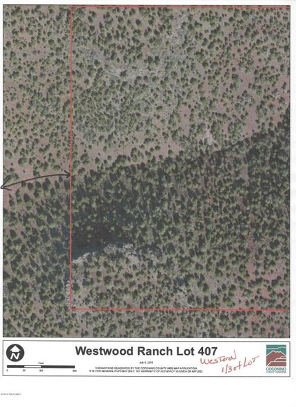 407 Westwood Ranch Lot, Seligman, AZ 86337 Photo 2