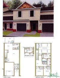 Home for sale: 428 Governor Gwinnett Way, Pooler, GA 31322