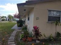 Home for sale: 2431 Arthur St., Hollywood, FL 33020
