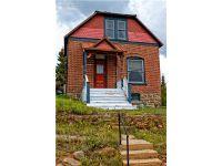 Home for sale: 109 W. Eaton Avenue, Cripple Creek, CO 80813