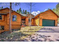 Home for sale: 1233 Spruce Ridge Ln., Woodland Park, CO 80863