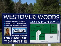 Home for sale: Lot 4 Westover Woods Ct., Eau Claire, WI 54701