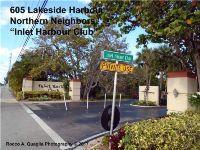 Home for sale: 605 Lakeside Harbour, Boynton Beach, FL 33435