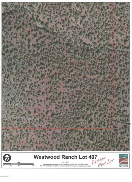 407 Westwood Ranch Lot, Seligman, AZ 86337 Photo 4