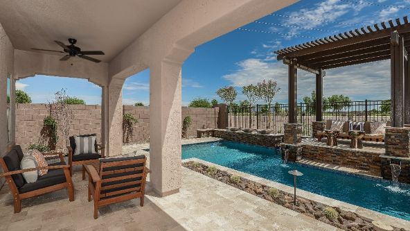 3411 E. Wisteria Pl., Chandler, AZ 85286 Photo 4