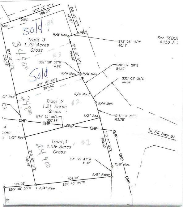 000 Agnew Rd. Lot 4, Starr, SC 29684 Photo 1