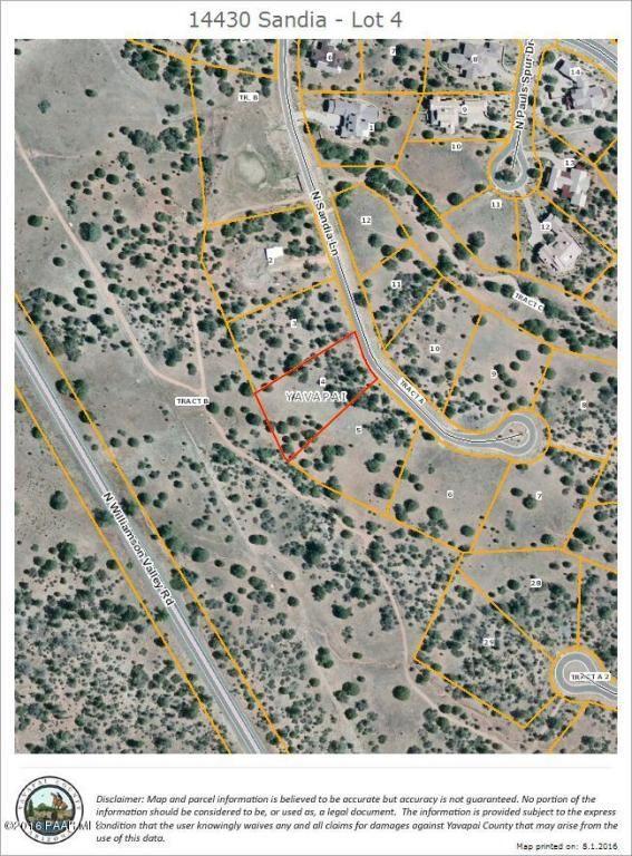 14430 N. Sandia Ln., Prescott, AZ 86305 Photo 2