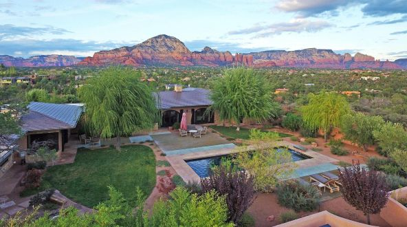 2975 Red Hawk Ln., Sedona, AZ 86336 Photo 1