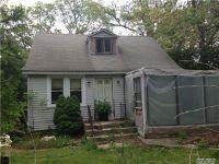 Home for sale: 11 Washington Ave., Mastic Beach, NY 11951