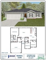 Home for sale: 90 Bonnie Cir., Ellabell, GA 31308