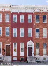 Home for sale: 608 Fulton Avenue North, Baltimore, MD 21217