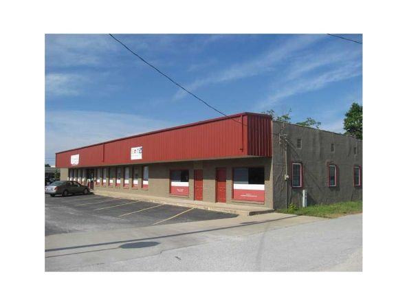 606 S.W. A St., Bentonville, AR 72712 Photo 1