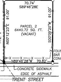 Home for sale: Trent Avenue, Lansing, MI 48906