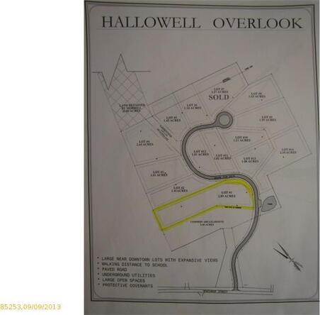 Lot 1 Overlook Dr., Hallowell, ME 04347 Photo 4