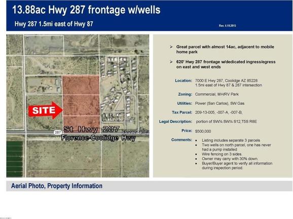 7000 E. Hwy. 287, Coolidge, AZ 85128 Photo 10