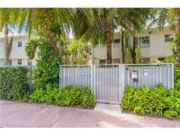 Home for sale: 1340 Drexel Ave., Miami Beach, FL 33139