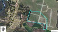 Home for sale: 47.30 Ac Peddler Creek Dr., Laurinburg, NC 28352