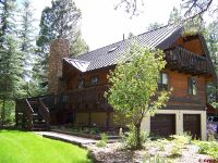 Home for sale: 394 W. Golf Pl., Pagosa Springs, CO 81147