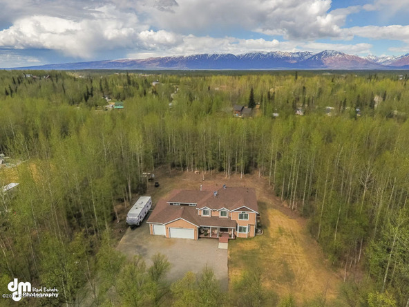 4055 E. Wickersham Way, Wasilla, AK 99654 Photo 9