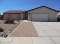 Home for sale: 2830 Sierra Bermeja Dr., Sierra Vista, AZ 85650