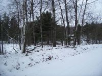 Home for sale: On Laura Lake Rd. E., Sayner, WI 54560