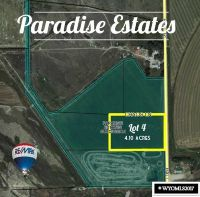 Home for sale: Lot 4 Paradise Estates Subdivision Hall Rd., Riverton, WY 82501