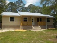 Home for sale: 9401 Hubbard Rd., Southport, FL 32409