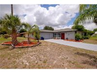 Home for sale: 1395 Sourwood Ct., North Fort Myers, FL 33917