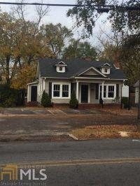 Home for sale: 521 W. Solomon St., Griffin, GA 30223