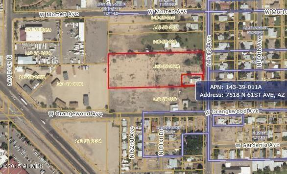 7524 61st Avenue, Glendale, AZ 85301 Photo 1