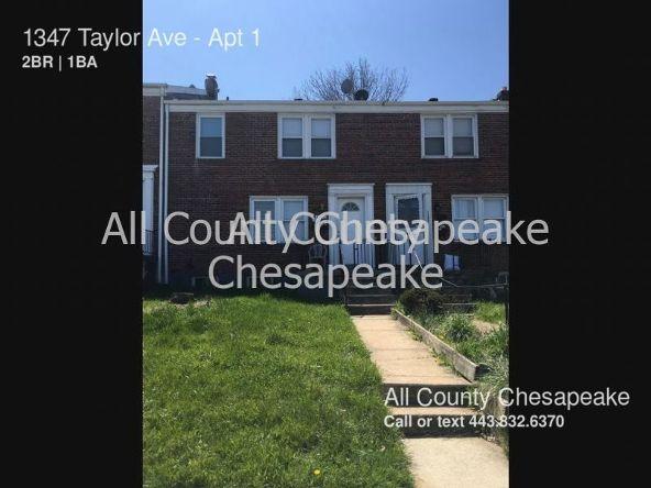 1347 Taylor Ave., Parkville, MD 21234 Photo 1