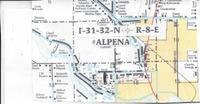 Home for sale: Golf Course Rd., Alpena, MI 49707
