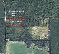 Home for sale: Lot 20 Knights Ferry Rd., Quitman, GA 31643