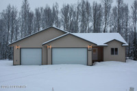 Home for sale: 10254 W. Clay-Chapman Rd., Wasilla, AK 99623