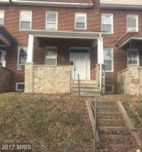Home for sale: 4020 Cold Spring Ln., Baltimore, MD 21215