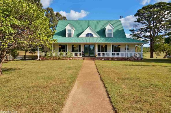 399 Country Wood Rd., Quitman, AR 72131 Photo 1