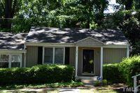 Home for sale: 2314 Bernard St., Raleigh, NC 27608