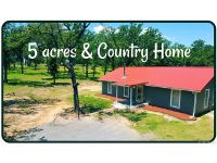 Home for sale: 22376 County Rd. 1495, Ada, OK 74820