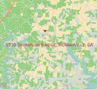 Home for sale: 5910 Thompson Bridge Rd., Murrayville, GA 30564