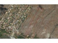 Home for sale: 0 S. Kamehameha V Hwy., Kaunakakai, HI 96748