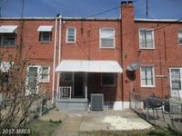 Home for sale: 3837 Elmora Avenue, Baltimore, MD 21213
