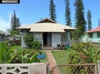 Home for sale: 537 Ilima, Lanai City, HI 96763