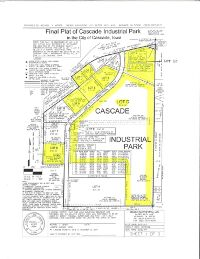 Home for sale: Lot 6 Industrial S.E., Cascade, IA 52033