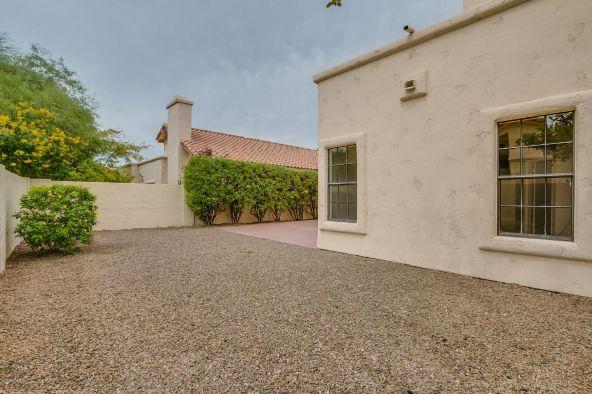 9633 E. Camino del Santo --, Scottsdale, AZ 85260 Photo 30